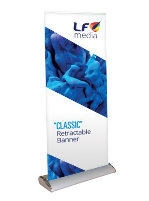 """Classic"" Retractable Banner"
