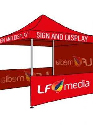 Custom Printed Tents and Marquees Perth
