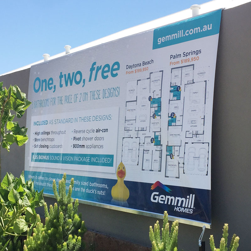 Perth Outdoor, Fascia and Rooftop Signs