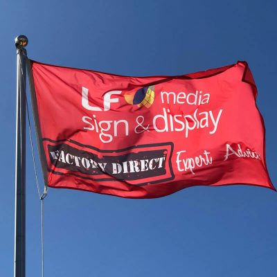 Printed Custom Flags Perth