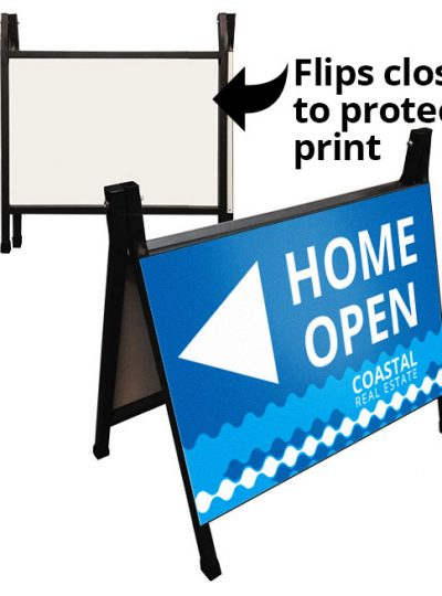 Double Sided Real Estate Sign Perth