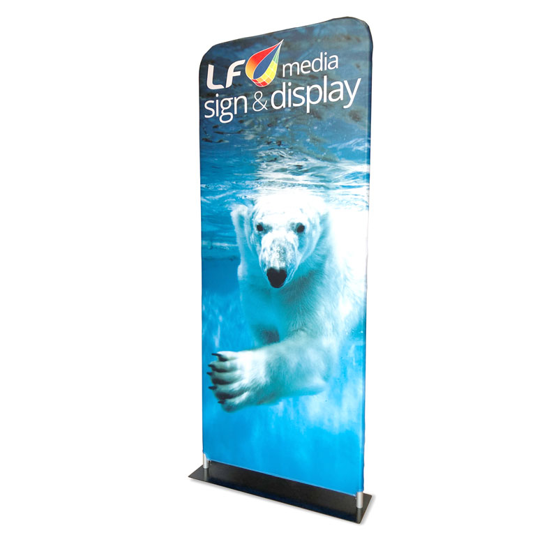 Stretch Fabric Display Stands Lf Media Sign And Display